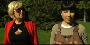 Monika ja Ingrid Smaragd